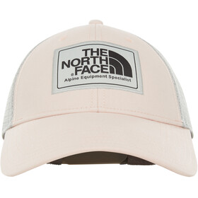 The North Face Mudder Trucker Hat pink salt/asphalt grey